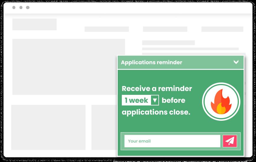 popup applications close