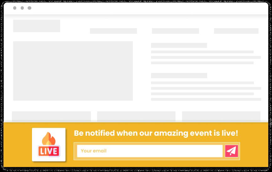 popup-event-live